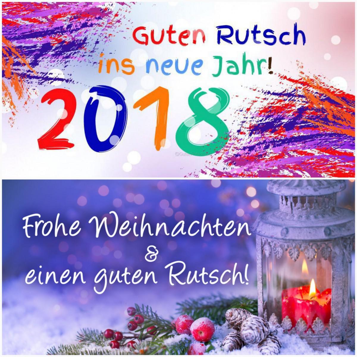 Frohe Weihnachten Guten Rutsch Ins Neue Jahr.Frohe Weihnachten Und Ein Guten Rutsch Ins Neue Jahr